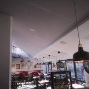 Isolation phonique restaurant Mulhouse