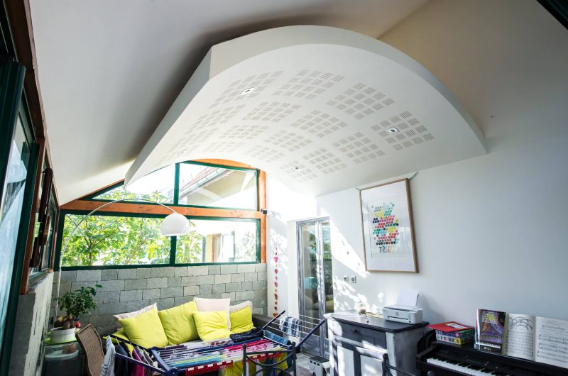 Plafond décoratif Haut-Rhin