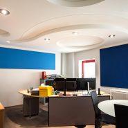 Plafond décoratif professionnel