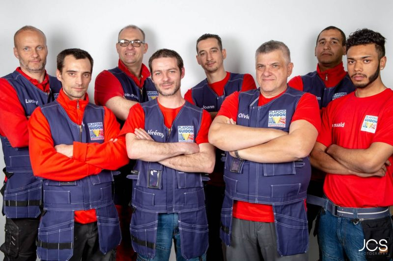 Plafond Guidon Haut-Rhin équipe
