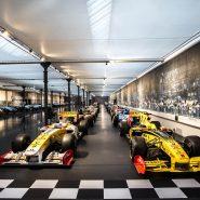 Toile tendue Musée Automobile Mulhouse